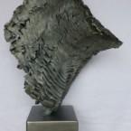 Stahlplastik Recycling, Größe: 63x37x20 cm.